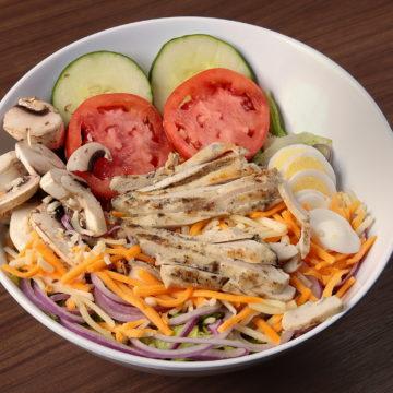 Freshly Tossed Salads